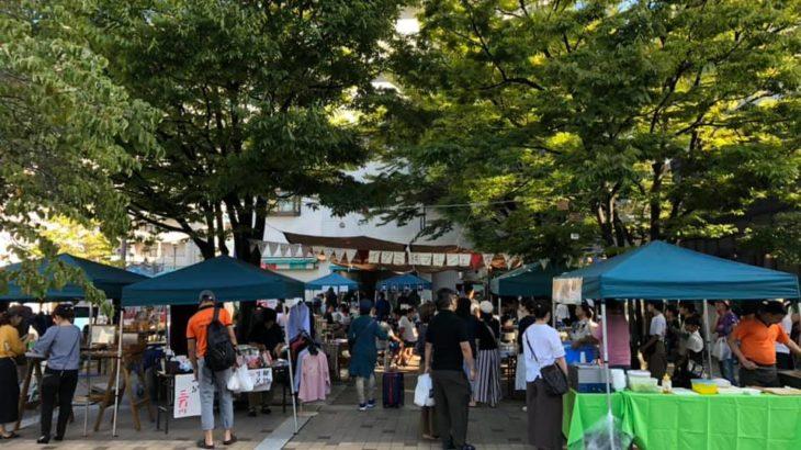 明日11月17日(日)はマーケットイベントDAY!イタミ朝マルシェと猪名野神社の市が同日開催!