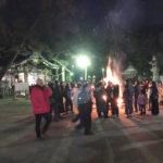 大晦日は振る舞い酒や開運おぞうに販売も楽しみ!年越し、初詣は猪名野神社で!